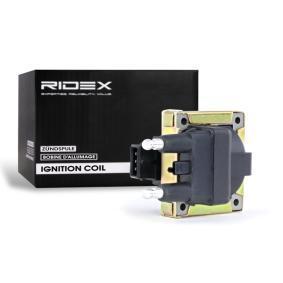 Bobine d'allumage 689C0120 à un rapport qualité-prix RIDEX exceptionnel