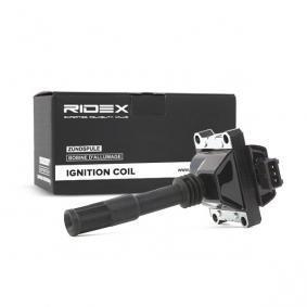 Bobina d'accensione RIDEX 689C0146 comprare e sostituisci
