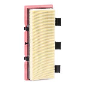 Filtro aria 8A0384 con un ottimo rapporto RIDEX qualità/prezzo