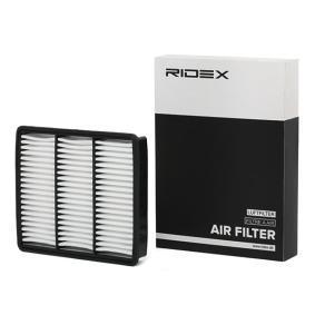 Kúpte a vymeňte Vzduchový filter RIDEX 8A0467