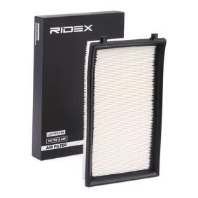 køb RIDEX Luftfilter 8A0426 når som helst