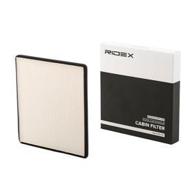 kjøpe RIDEX Kupefilter 424I0089 når som helst
