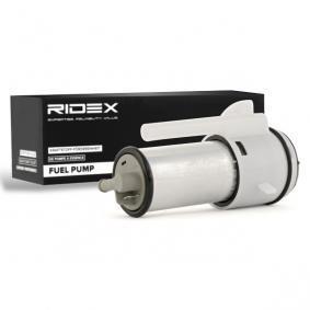 köp RIDEX Bränslepump 458F0026 när du vill
