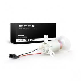 Pompa paliwa RIDEX 458F0027 kupić i wymienić