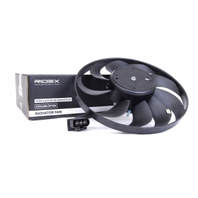 buy RIDEX Fan, radiator 508R0004 at any time
