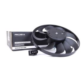 compre RIDEX Ventilador, refrigeração do motor 508R0004 a qualquer hora
