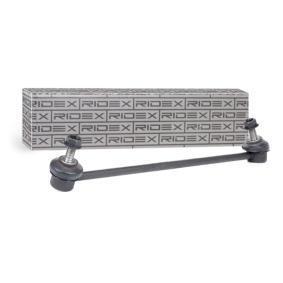 Kupte a vyměňte Tyc / vzpera, stabilisator RIDEX 3229S0290