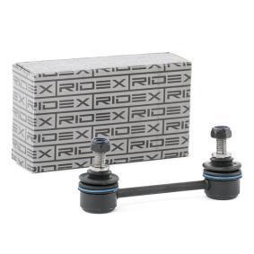 Kupte a vyměňte Tyc / vzpera, stabilisator RIDEX 3229S0325