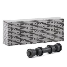 Kupte a vyměňte Tyc / vzpera, stabilisator RIDEX 3229S0276