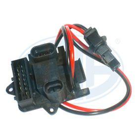 buy ERA Resistor, interior blower 665025 at any time