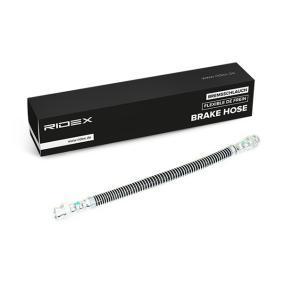 Flessibile del freno RIDEX 83B0027 comprare e sostituisci