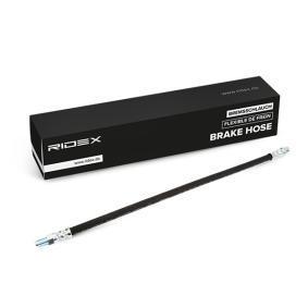 Bremsschlauch RIDEX 83B0057 Pkw-ersatzteile für Autoreparatur