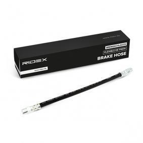 Kúpte a vymeňte Brzdová hadica RIDEX 83B0110