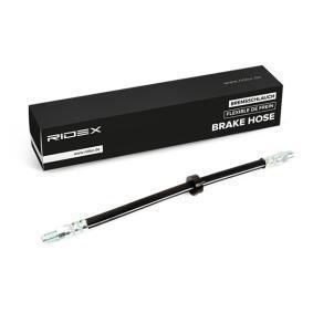 Køb og udskift Bremseslange RIDEX 83B0159