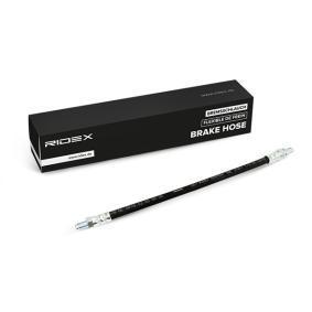 Flessibile del freno 83B0177 con un ottimo rapporto RIDEX qualità/prezzo