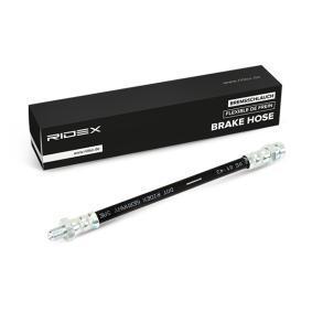 Kúpte a vymeňte Brzdová hadica RIDEX 83B0165