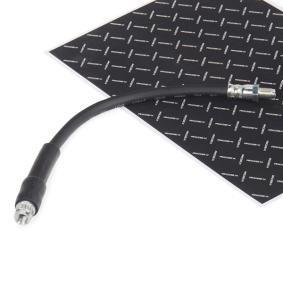 Kupte a vyměňte Brzdová hadice RIDEX 83B0290