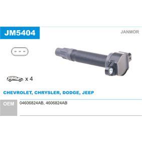 Achetez et remplacez Bobine d'allumage JM5404