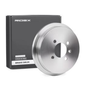 RIDEX fékdob 123B0032 - vásároljon bármikor