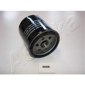 Filtre à huile 10-06-699 à un rapport qualité-prix ASHIKA exceptionnel