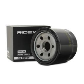 kupte si RIDEX Olejový filtr 7O0053 kdykoliv