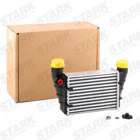 koop STARK Intercooler, inlaatluchtkoeler SKICC-0890016 op elk moment