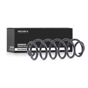 RIDEX futómű rugó 188C0044 - vásároljon bármikor