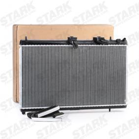 Radiateur, refroidissement du moteur SKRD-0120098 à un rapport qualité-prix STARK exceptionnel