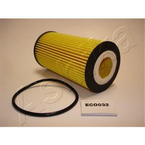Filtro de óleo 10-ECO032 com uma excecional ASHIKA relação preço-desempenho