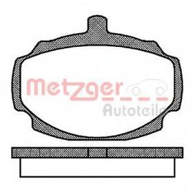 Brake Pad Set, disc brake 1170700 for MG cheap prices - Shop Now!