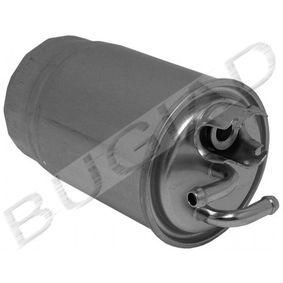 palivovy filtr BSP21538 BUGIAD Zabezpečená platba – jenom nové autodíly