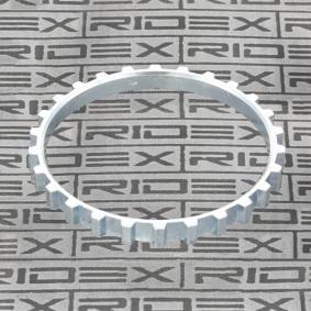 Αγοράστε RIDEX Δακτύλιος αισθητήρα, ABS 2254S0012 οποιαδήποτε στιγμή
