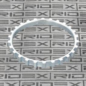 RIDEX Pierścień nadajnika impulsów, ABS 2254S0012 kupować online całodobowo