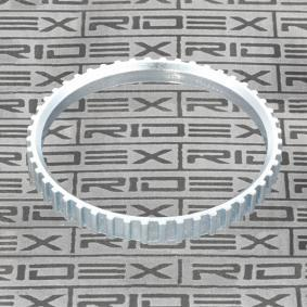 Αγοράστε RIDEX Δακτύλιος αισθητήρα, ABS 2254S0014 οποιαδήποτε στιγμή
