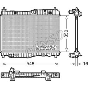 Motorkühlung 69233 für FORD NISSENS Kühler