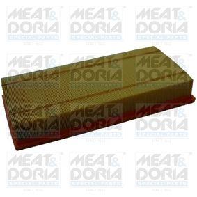 Kupte a vyměňte Vzduchový filtr MEAT & DORIA 18246