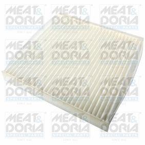 Filter, interior air 17408 for DAIHATSU cheap prices - Shop Now!