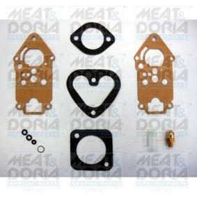acheter MEAT & DORIA Kit de réparation, carburateur W209 à tout moment