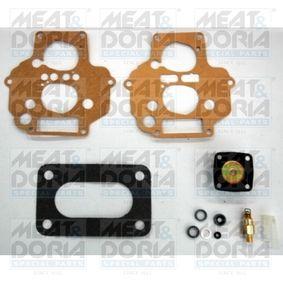 acheter MEAT & DORIA Kit de réparation, carburateur W542 à tout moment