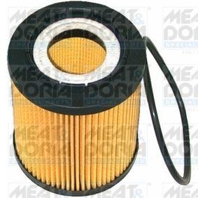 Filtr oleju MEAT & DORIA 14016 kupić i wymienić