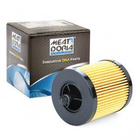 Compre e substitua Filtro de óleo MEAT & DORIA 14025