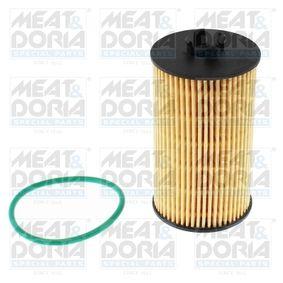 Compre e substitua Filtro de óleo MEAT & DORIA 14107