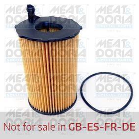 Filtro olio 14151 per AUDI A7 a prezzo basso — acquista ora!
