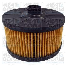 Filtro olio 14157 con un ottimo rapporto MEAT & DORIA qualità/prezzo