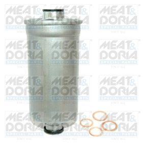 Filtro carburante MEAT & DORIA 4020/1 comprare e sostituisci