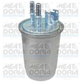 Kupte a vyměňte palivovy filtr MEAT & DORIA 4243