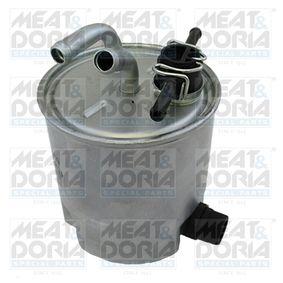 Filtro de combustível 4869 para NISSAN NAVARA com um desconto - compre agora!