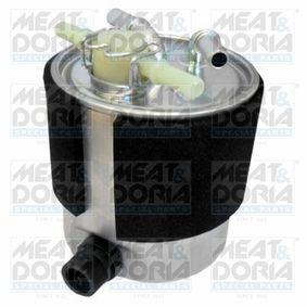 Brandstoffilter 5049 voor RENAULT KOLEOS met een korting — koop nu!