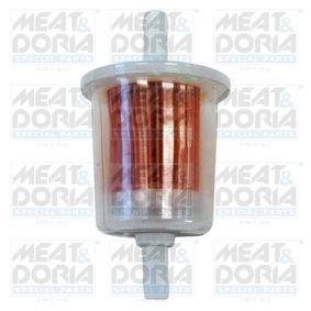palivovy filtr 4510 s vynikajícím poměrem mezi cenou a MEAT & DORIA kvalitou