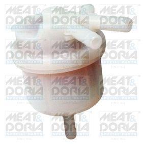 Kupte a vyměňte palivovy filtr MEAT & DORIA 4516